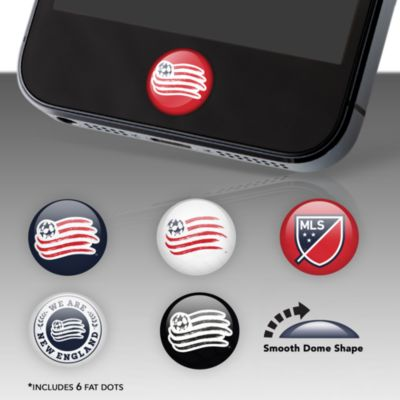 New England Revolution Fat Dots